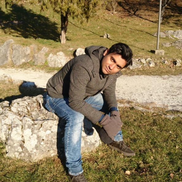 Amit Kumar Mondal bio photo